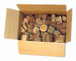 Apple Firewood Chunks For Smoking