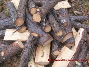 Ponderosa Pine Firewood