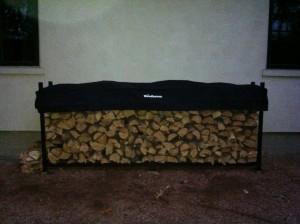 Houston Firewood Rack