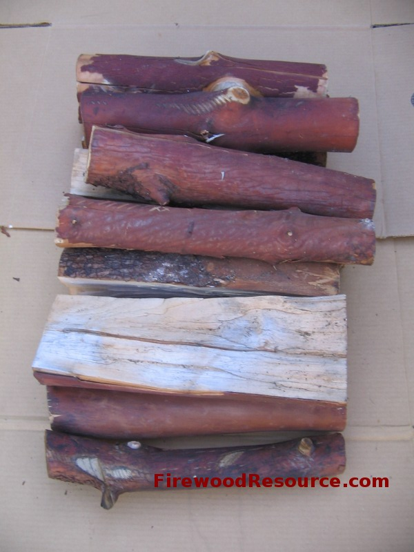 Madrone Smoking Wood