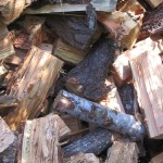 Douglas Fir Fireood Picture