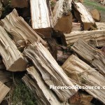 Split Pepperwood Firewood