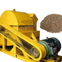 Supply Wood Crusher