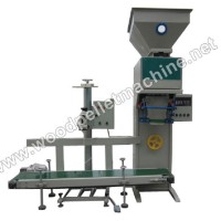 Wood Pellet Weighing and Packing Machine
